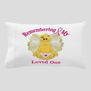 Remembrance Angel Pillow Case