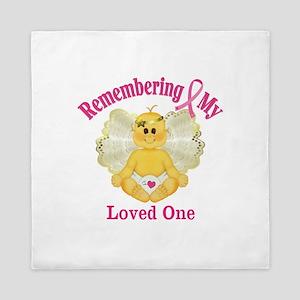 Remembrance Angel Queen Duvet