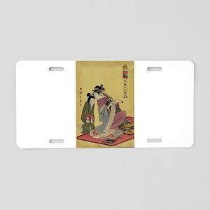 The Hour Of The Dog - Utamaro Kitagawa - 1795