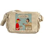 Trading Post Water Messenger Bag