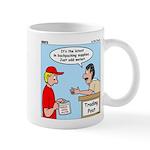 Trading Post Water Mug