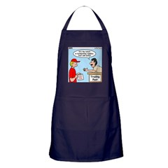 Trading Post Water Apron (dark)