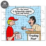 Trading Post Water Puzzle