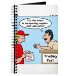 Trading Post Water Journal
