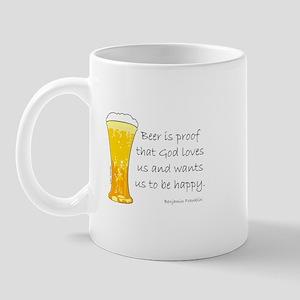 Beer is Proof... Mug