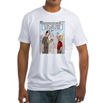 Old Timer Fitted T-Shirt
