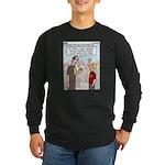 Old Timer Long Sleeve Dark T-Shirt