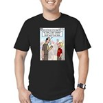 Old Timer Men's Fitted T-Shirt (dark)