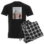 Old Timer Men's Dark Pajamas