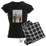 Old Timer Women's Dark Pajamas