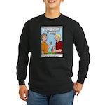 Potable Water Long Sleeve Dark T-Shirt