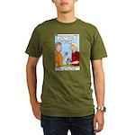 Potable Water Organic Men's T-Shirt (dark)