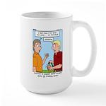 Potable Water Large Mug
