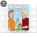 Potable Water Puzzle