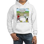 Hot SCUBA Hooded Sweatshirt