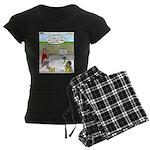 Hot SCUBA Women's Dark Pajamas