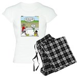 Hot SCUBA Women's Light Pajamas