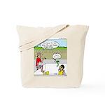 Hot SCUBA Tote Bag