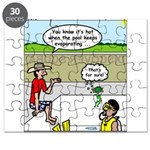 Hot SCUBA Puzzle