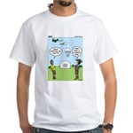 Lunch Airlift White T-Shirt