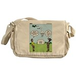 Lunch Airlift Messenger Bag