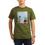 New Technology Organic Men's T-Shirt (dark)
