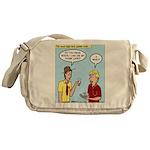 New Technology Messenger Bag