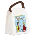 New Technology Canvas Lunch Bag