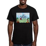 Jamboree Gateway Men's Fitted T-Shirt (dark)