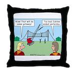 Jamboree Gateway Throw Pillow
