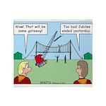 Jamboree Gateway Throw Blanket