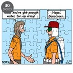 Sunscreen Puzzle