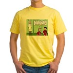 Atomic Energy Yellow T-Shirt
