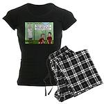 Atomic Energy Women's Dark Pajamas