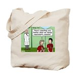 Atomic Energy Tote Bag