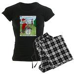 Jamboree Washing Machine Women's Dark Pajamas