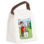 Jamboree Washing Machine Canvas Lunch Bag