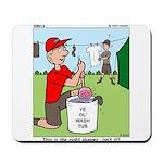Jamboree Washing Machine Mousepad