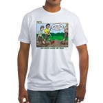 Tenderfoot Fitted T-Shirt