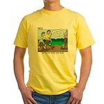 Tenderfoot Yellow T-Shirt