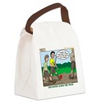 Tenderfoot Canvas Lunch Bag