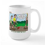 Tenderfoot Large Mug