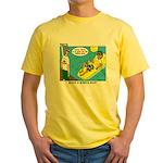 Smile Swim Yellow T-Shirt