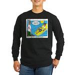 Smile Swim Long Sleeve Dark T-Shirt