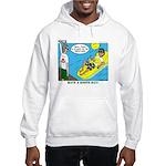 Smile Swim Hooded Sweatshirt