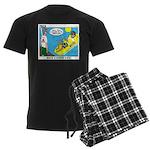 Smile Swim Men's Dark Pajamas