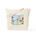 Horsemanship Tote Bag