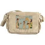 Horsemanship Messenger Bag