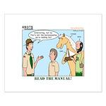 Horsemanship Small Poster