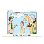 Horsemanship Postcards (Package of 8)